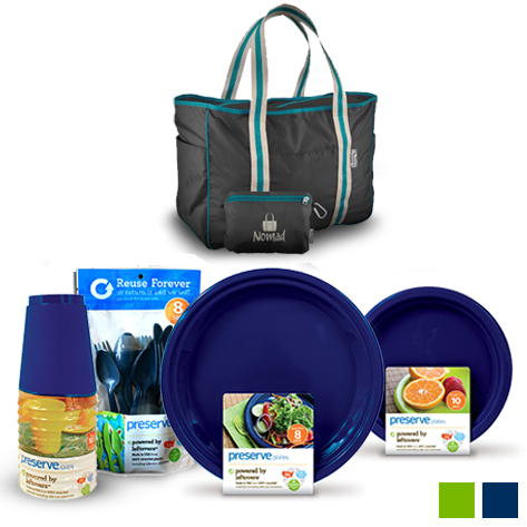 Shareware | On the Go Tableware | Pack for 30