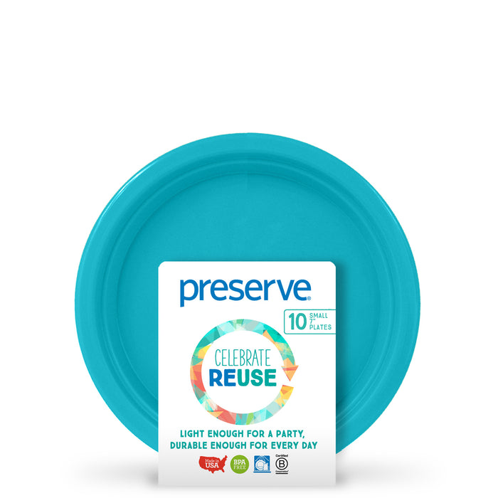 Small On The Go Plates   10 Count  sc 1 st  tabletop \u2013 Preserve & tabletop \u2013 Preserve