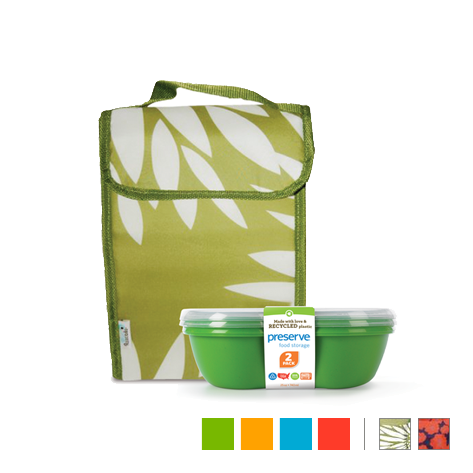BlueAvocado® lunch bag kit