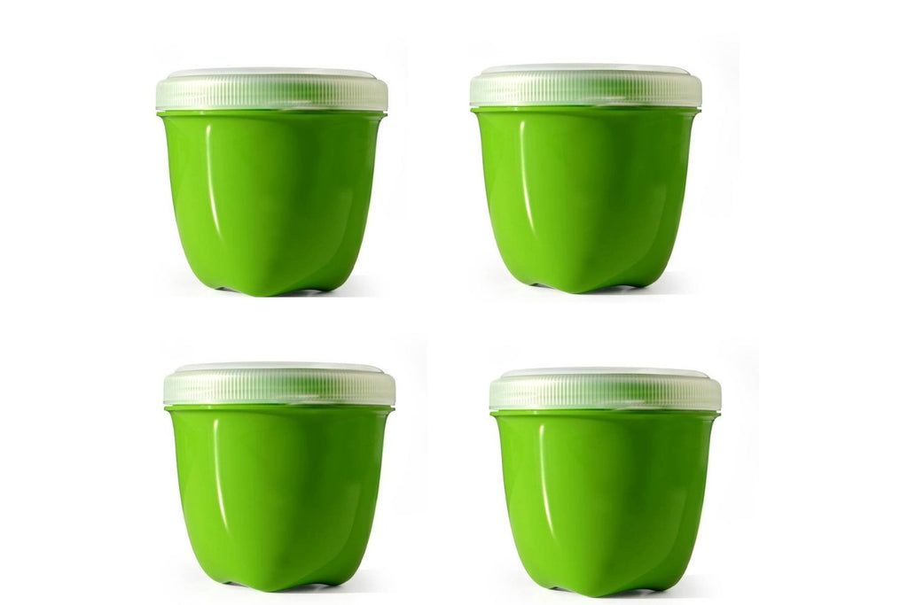 Food Storage Container | Mini | Set of 4 | Without Packaging
