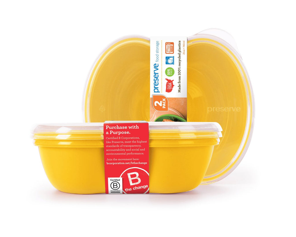 Sandwich Food Storage Container | Set of 2