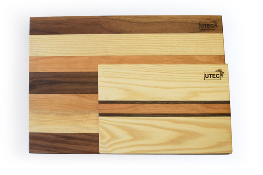UTEC Gift Set | Large and Small Cutting Boards