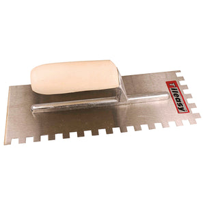 Notched Trowel 10mm - Discount Tile And Stone Warehouse
