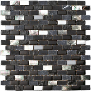 Nacar Abyss Mosaic - Discount Tile And Stone Warehouse