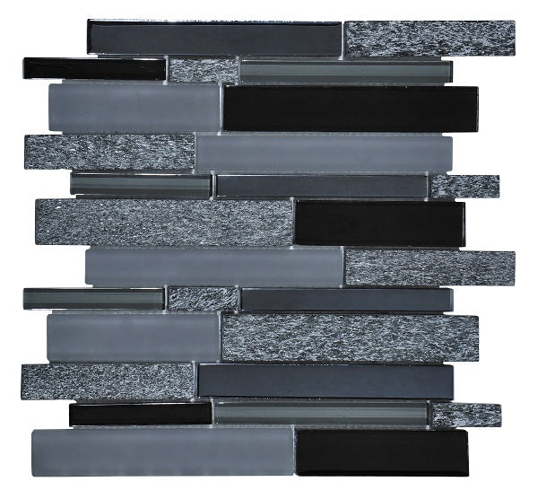 Mojave Graphite Mosaic - Discount Tile Supplies