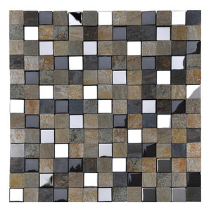 Cubik Beige Mosaic - Discount Tile And Stone Warehouse