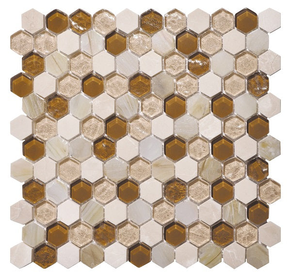 Living Beige Mosaic - Discount Tile And Stone Warehouse