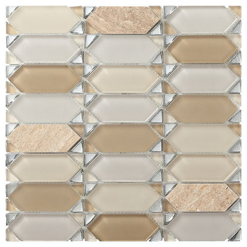 Vintage Beige Mosaic - Discount Tile And Stone Warehouse