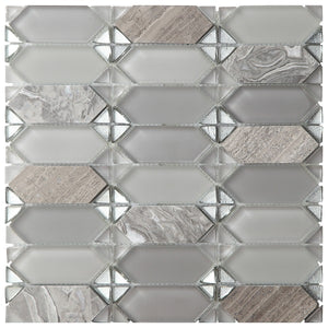 Vintage Grey Mosaic - Discount Tile And Stone Warehouse