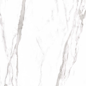 Thalassa White Matt Large Floor Tile - Discount Tile And Stone Warehouse
