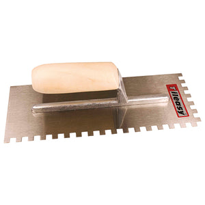Notched Trowel 8mm - Discount Tile And Stone Warehouse