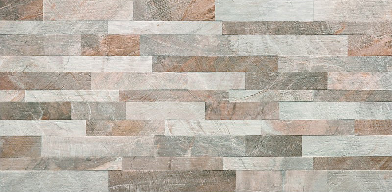 Fossil Cream Mix Matt Wall Tile - Discount Tile And Stone Warehouse