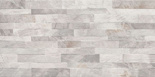Fossil Light Grey Mix Matt Wall Tile - Discount Tile And Stone Warehouse