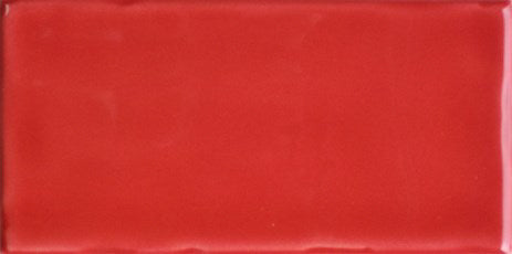 Hampton Red Gloss Wall Tile - Discount Tile And Stone Warehouse