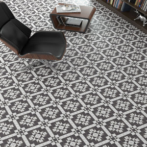 Harrow Grafito Matt Floor Tile - Discount Tile And Stone Warehouse