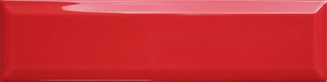 Kensington Red Gloss Wall Tile - Discount Tile And Stone Warehouse