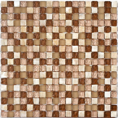 Lagos Beige Mosaic - Discount Tile And Stone Warehouse