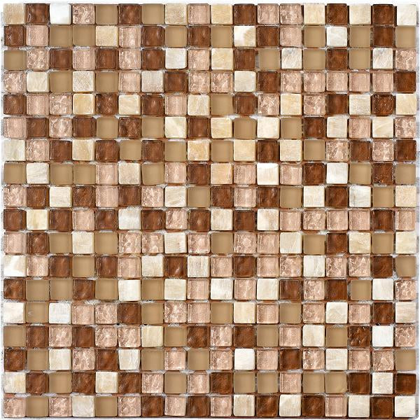 Lagos Beige Mosaic - Discount Tile Supplies