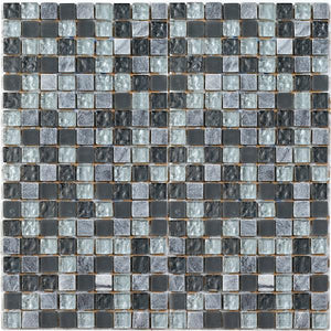 Lagos Grey Mosaic - Discount Tile And Stone Warehouse