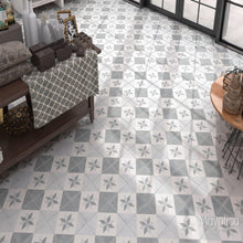 Decor Diamond Floor Tile
