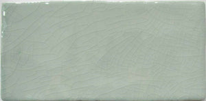 Cottage Crackle Glazed Mint Wall Tile - Discount Tile And Stone Warehouse