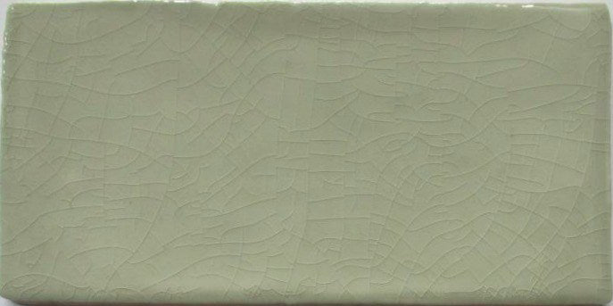 Cottage Crackle Glazed Olive Wall Tile - Discount Tile And Stone Warehouse