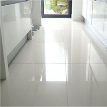 Intense White Polished Porcelain - Discount Tile And Stone Warehouse