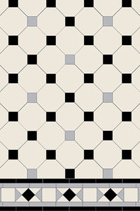 Original Style Nottingham Pattern - Discount Tile And Stone Warehouse