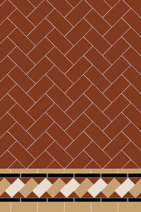 Original Style Scarborough Pattern - Discount Tile And Stone Warehouse