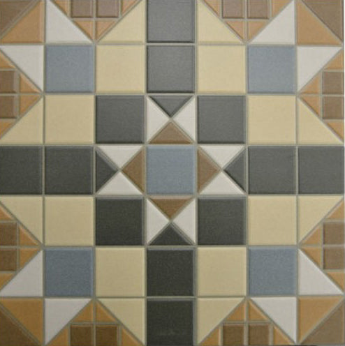 Dorset Marron Matt Floor Tile - Discount Tile And Stone Warehouse