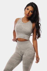 Jed North Ladies Warrior Crop Top