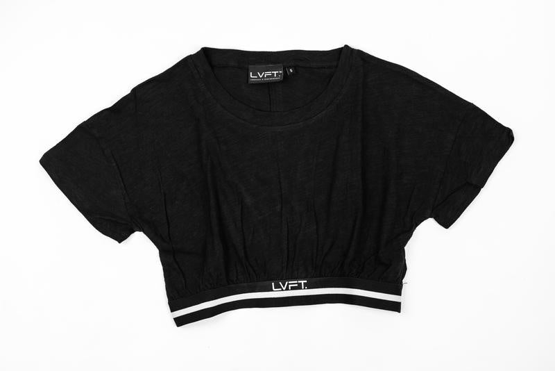 LVFT Ladies Donna Crop T-Shirt