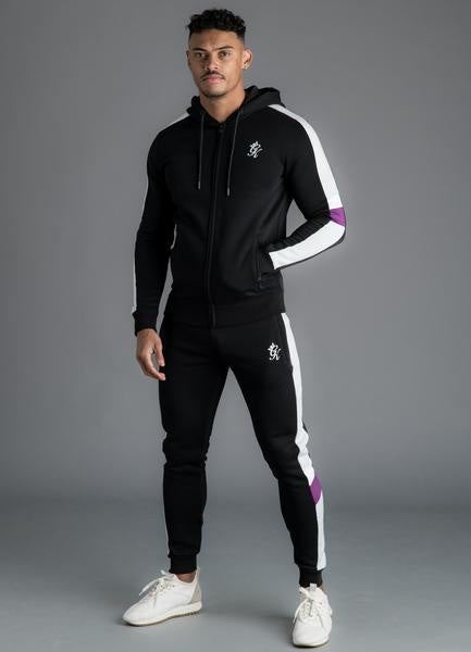 GK Capone Zip Through Tracksuit Top