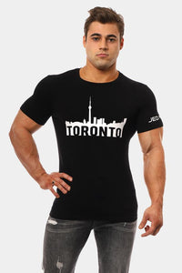 Jed North Men's Toronto Graphic T-shirt