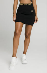SikSilk Ladies Athena Tape Skirt