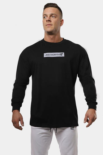 Jed North Men's Energy Oversized Long Sleeve Shirt