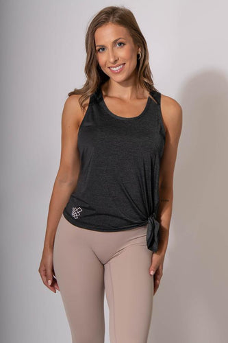 Jed North Ladies Echo Knot Tank Top