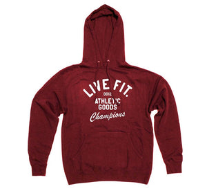 LVFT Men's Athletic Goods Hoodie