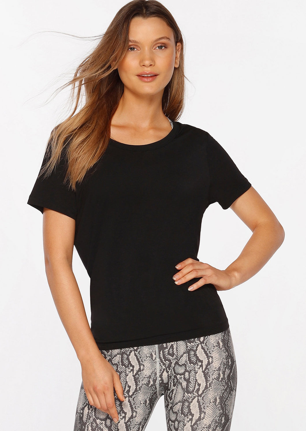 Lorna Jane Tie Back Active Tee