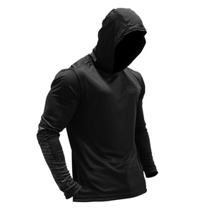 LVFT Men's Light Weight Stealth Hoodie