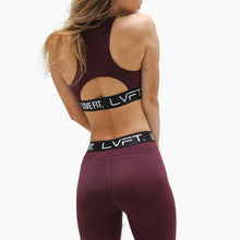 LVFT Ladies Retro Boom Sports Bra