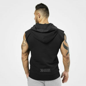 Better Bodies Men's Hudson Sleeveless Hood