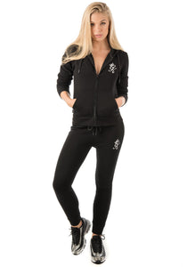 Gym King Ladies Jenner Zip Through Hoodie