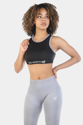 Jed North Ladies Mesh Vest Sports Bra