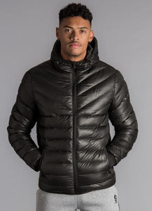 Gym King Men's Blueman Puffa Jacket