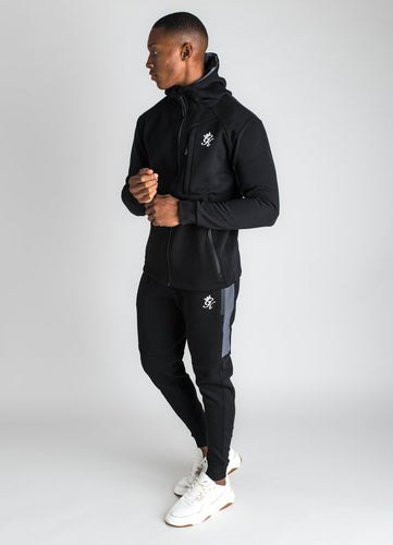 Gym King Men's Alton Zip Through Tracksuit Top