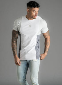 Gym King Men's Front Panel T-shirt