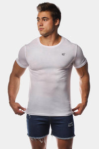 Jed North Men's Basic Crew Neck T-shirt