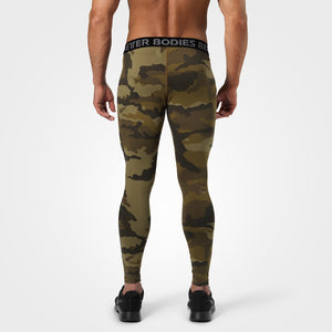 Better Bodies Men's Hudson Logo Tights
