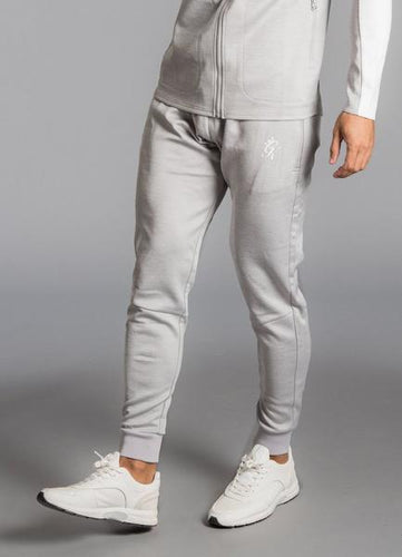 Gym King Men's Capo Panel Poly Tracksuit Bottoms